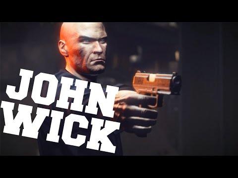 John Wick Hitman Absolution Youtube