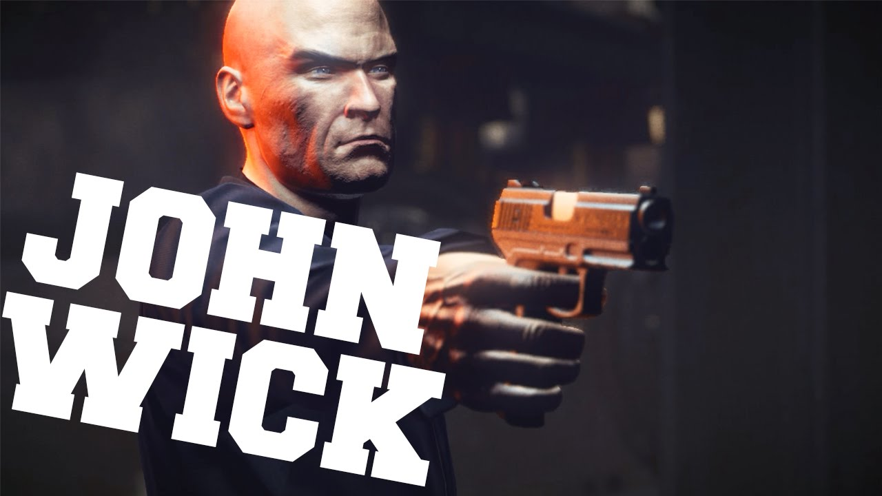 John Wick Hitman Absolution Youtube