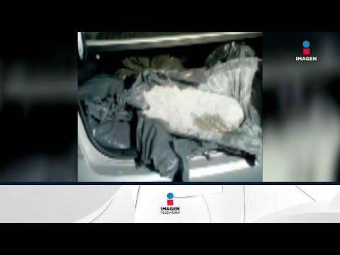 Encuentran restos de los agentes de la PGR-AIC secuestrados | Noticias con Ciro Gómez Leyva