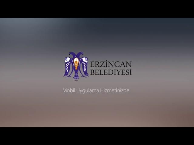 Erzincan Belediyesi Mobil Uygulaması Hizmette...