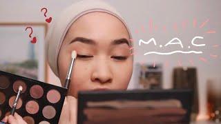 MAC one brand tutorial | Kiara Leswara