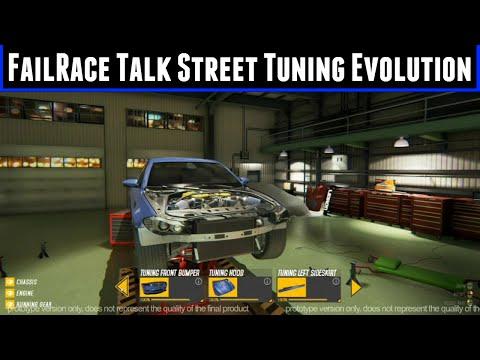 failrace talk street tuning