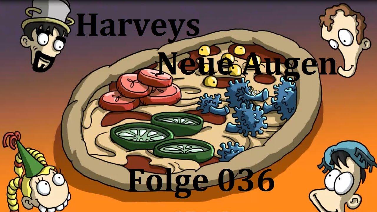 Lets Play Togheter Harveys Neue Augen 036 Die Pizza Die
