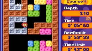 TAS Mr. Driller 2 GBA in 7:28 by Kyman