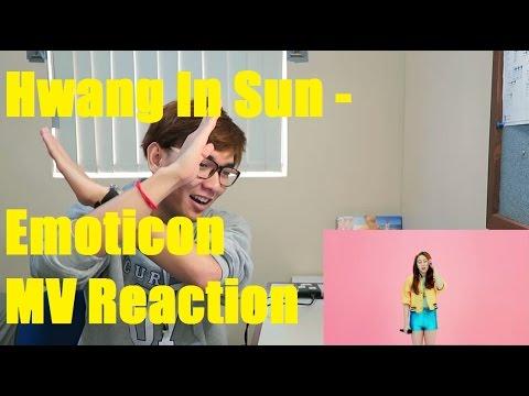 Hwang In Sun - Emoticon MV Reaction