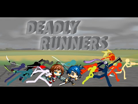 Deadly Runners Collab hosted by Shuriken