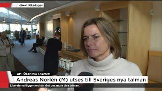 Isabella Lövin (MP):