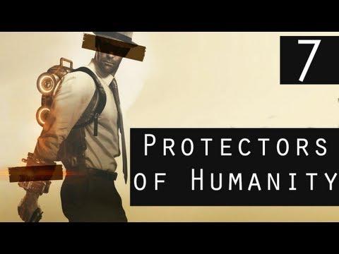 [7] Protectors of Humanity (The Bureau: XCOM Declassified w/ GaLm)