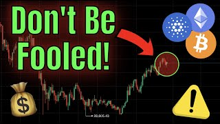 The End Is Near For Cryptocurrency Investors! THAT'S WHAT THEY WANT YOU TO THINK!