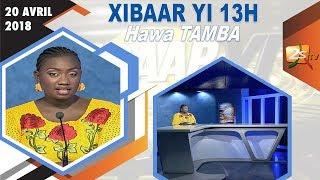 XIBAAR YI 13 H DU 20 AVRIL 2018 AVEC HAWA TAMBA