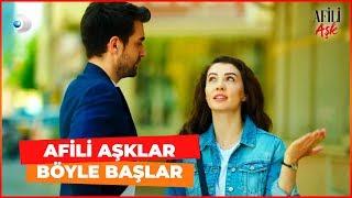 Kerem, Ayşe ile Tanışıyor ♥ - Afili Aşk 1. Bölüm