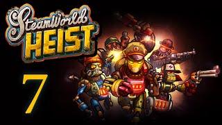 SteamWorld Heist - Прохождение игры на русском [#7]   PC