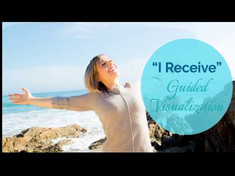 """I Receive"" Guided Meditation To Manifest Love & Abundance"