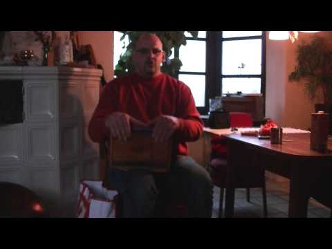 Obertongesang und Shrutibox - Overtone Singing and Shrutibox