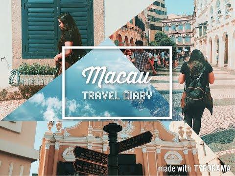 Travel Diary | MACAU | Queen R
