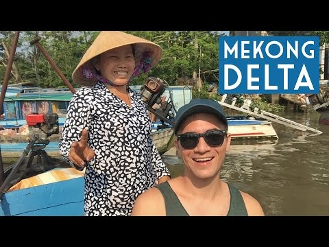 Mekong Delta Floating Markets // Can Tho, Vietnam