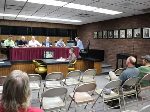 July 13, 2017 City Council Meeting