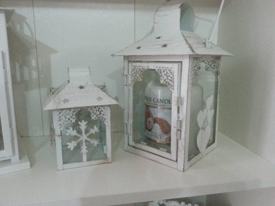 Haul natalizio misto addobbi lanterne porta candele da for Ikea portacandele