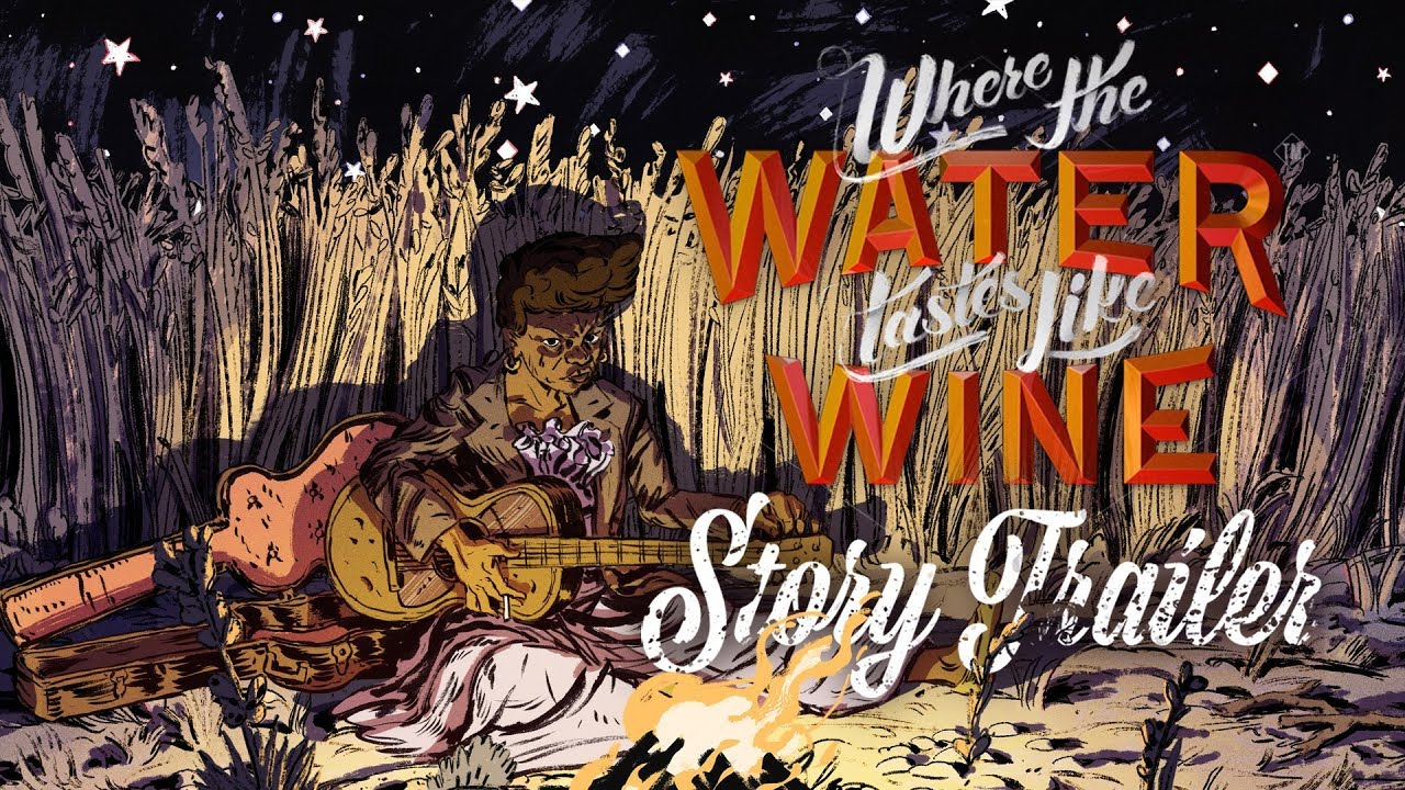 Where the Water Tastes Like Wine by Dim Bulb Games