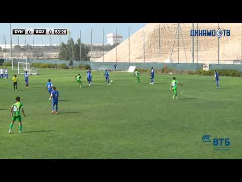 FC DYNAMO MOSCOW vs. BEIJING GUOAN FC   International friendly   DUBAI U.A.E.