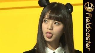 乃木坂46の貴重なメイキング風景!「マウスコンピューター」新CM Nogizaka46