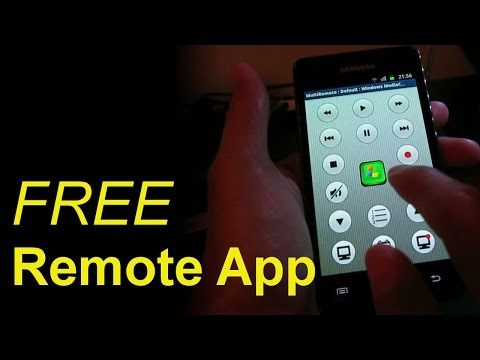 A Free Remote Control App - MultiRemote