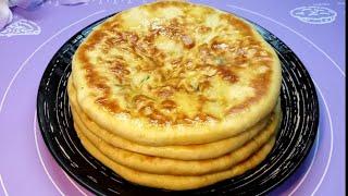 Как готовить кефирные лепешки?!Хачапури.Лепешки с сыром.