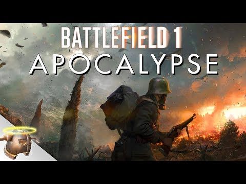 FIRST LOOK at Battlefield 1