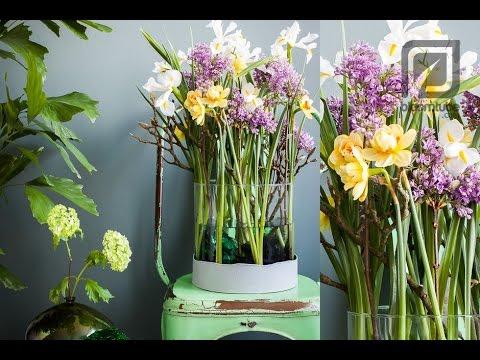 Spring floral arrangement tutorial inspiration how to make youtube spring floral arrangement tutorial inspiration how to make mightylinksfo