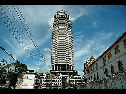 ABANDONED GHOST TOWER 60 stories high! (Thailand Series Ep3)