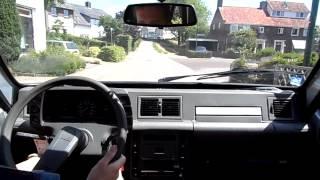 Camera Test and test drive Citroen Visa Leader