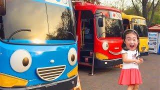 보람이랑 라니버스타고 인천과학관 버스여행 Children