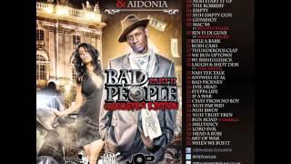 DJ FearLess - Aidonia - Bad People DanceHall Mixtape (Gangster Edition)