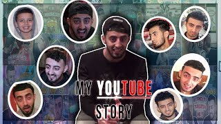 MY YOUTUBE STORY!! | Slimmofication Vlogs