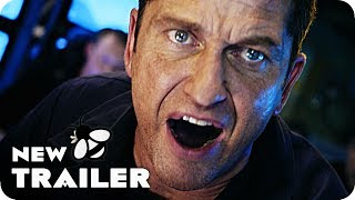 HUNTER KILLER Trailer 2 (2018) Gerard Butler Action Movie