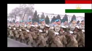 Армия Таджикистана Афганистана и Ирана (ПЕРСЫ)
