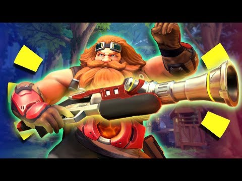 Paladins Battle Royale (GAMEPLAY)