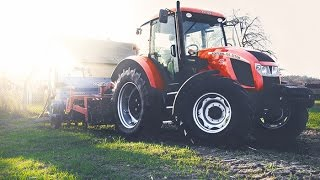 Przesiewanie Zboża ☆ Zetor Forterra 105 + Agrotechnika & Nordsten(3m)☆ Zetor Proxima 6441