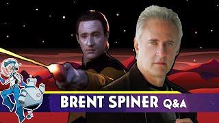 Brent Spiner Q&A