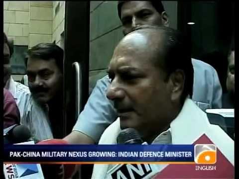 Geo News Summary- Pak-China Nexus Growing: Indian Defence Minister