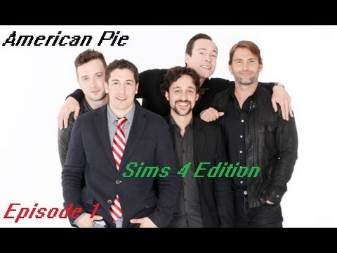 American Pie Sims 4 Edition. Episode 1: The New Beginning