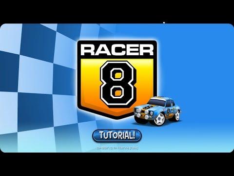 Algae Plays: Racer 8 (PC) |