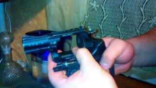 Стартовый пистолет Зораки лом-с 5.6 zoraki lom обзор(zoraki lom-s cal 5,6 стартовый веселый пистолет ., 2013-10-13T18:02:47.000Z)