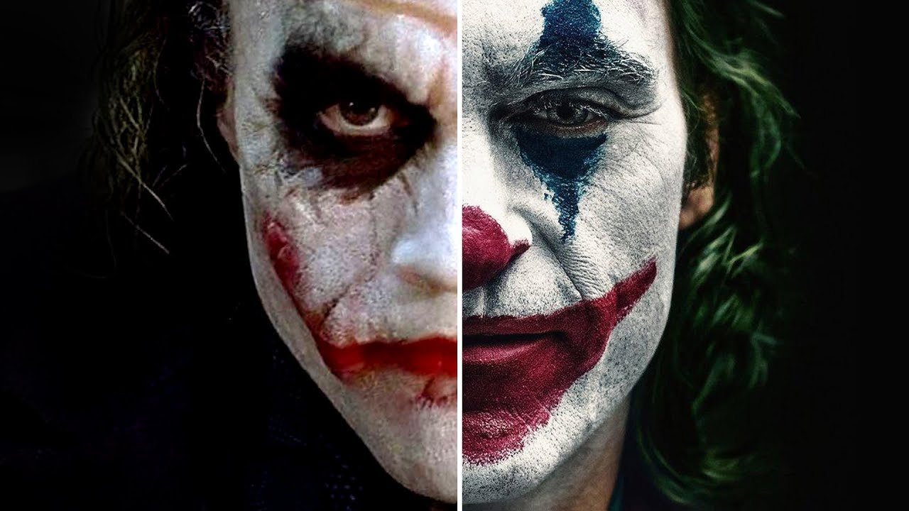 Сравнение абсолютно всех версий Джокера, начиная с худшей