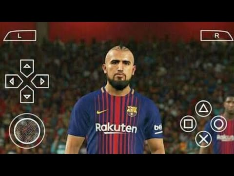 PES 2019 ppsspp Android top graphics (ANDROID GAMES)