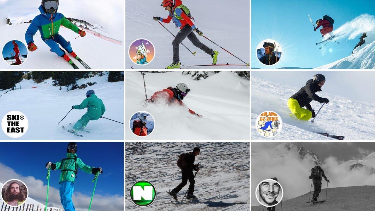 LIVE: Charla con youtubers y bloggers de la nieve. ¿Cómo lleváis la temporada?