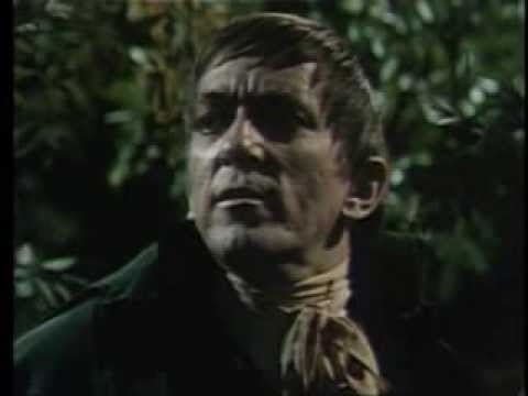 Jonathan Frid - The First Sympathetic Vampire