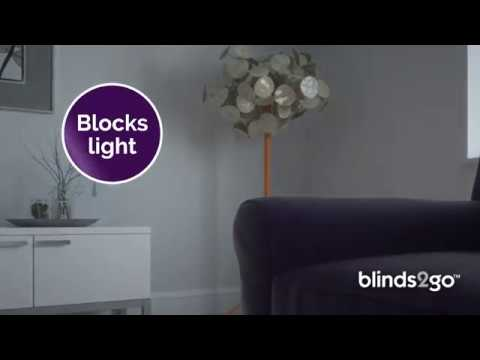 Blinds 2go Blackout Roller Blinds