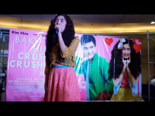 Bakit Hindi Ka Crush ng Crush Mo Mall Show @ SM City Manila Travel Video