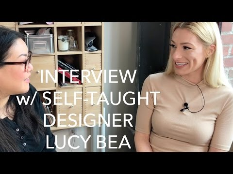 Interview: Self-Taught Designer Lucy Bea